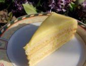 Миниатюра к статье Сказочно вкусный торт с творожным заварным кремом