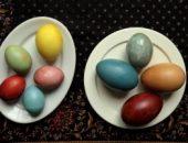 Миниатюра к статье Как покрасить пасхальные яйца на Пасху