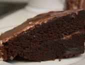 Миниатюра к статье Шоколадный торт