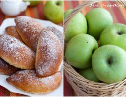Миниатюра к статье Яблочные пирожки