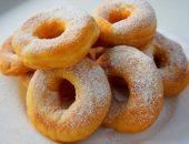 Миниатюра к статье Дрожжевые пончики