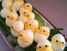 Миниатюра к статье Яйца на закуску — «ЦЫПЛЯТКИ»
