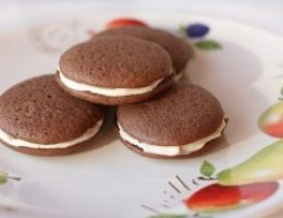 Миниатюра к статье Шоколадные пирожные
