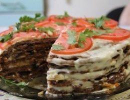 Миниатюра к статье Печеночный торт