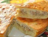 Миниатюра к статье Рецепт заливного пирога с курицей