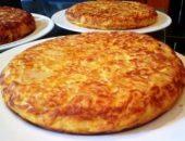 Миниатюра к статье Тортилья душевная (испанская кухня)