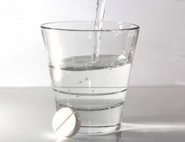 Миниатюра к статье Готовим лекарство из аспирина