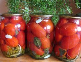 Миниатюра к статье Вкусные помидорчики…