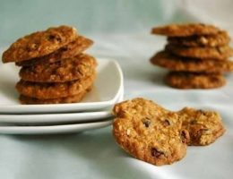 Миниатюра к статье Овсяное печенье для тонкой талии