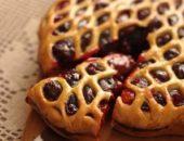 Миниатюра к статье Мой любимый вишневый пирог