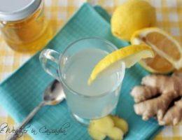 Миниатюра к статье Имбирный чай для похудения
