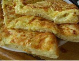 Миниатюра к статье Быстрое хачапури к завтраку