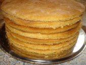 Миниатюра к статье Как быстро приготовить коржи для торта?