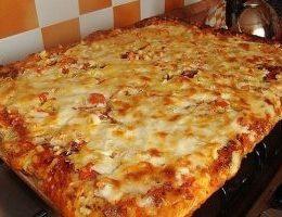 Миниатюра к статье Быстрая и вкуснейшая пицца