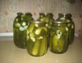 Миниатюра к статье Самый вкусный рецепт соленых огурчиков, которым пользуюсь уже 20 лет!