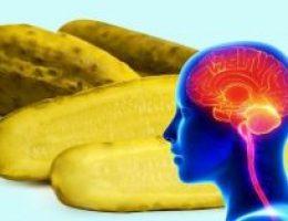 Миниатюра к статье Вот что случится с твоим телом, если каждый день съедать 1 соленый огурец!